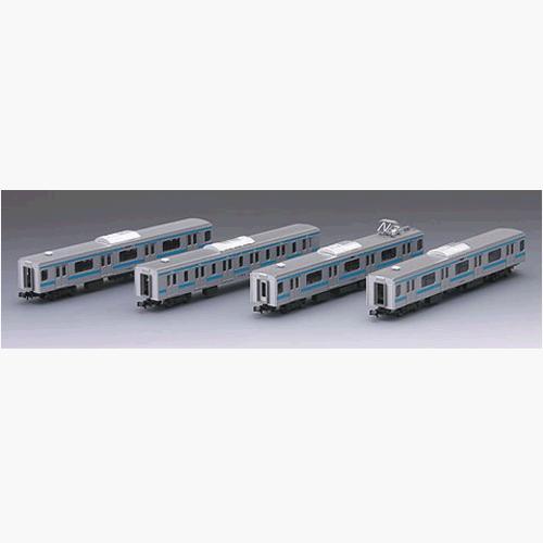 TOMIX Nゲージ 209 0系 京浜東北線 増結セット 4両 92330 鉄道模型 電車