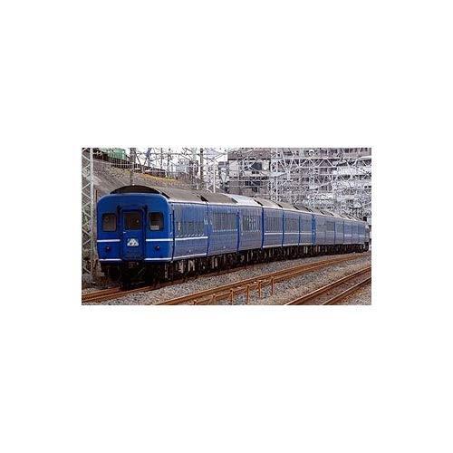 TOMIX HOゲージ HO-058 14系15形客車 (富士・はやぶさ) 4両