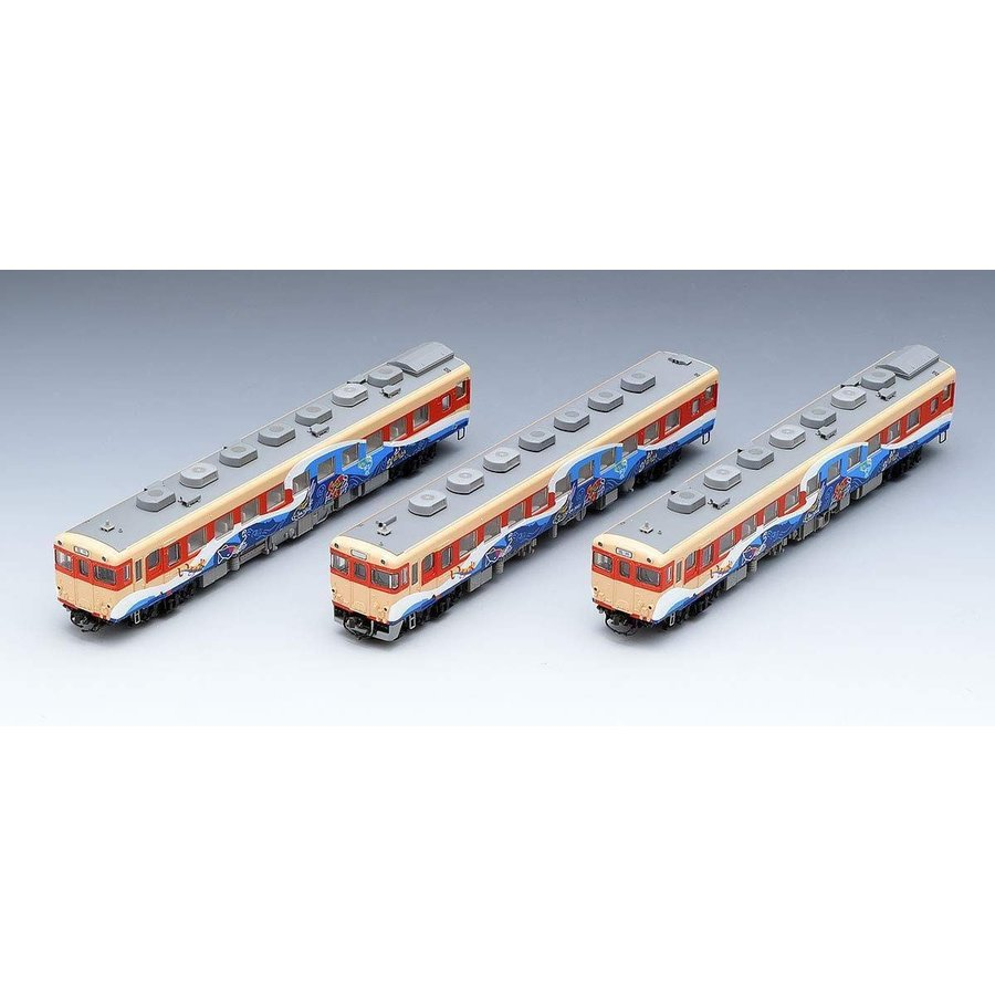 TOMIX 97904 限定品 JR キハ58系 いさり火 セット 3両