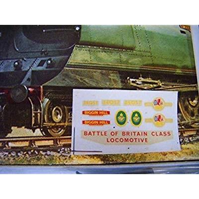エアフィックス 00 BR Biggin Hill 蒸気機関車 汽車 鉄道 機関車 (00 SCALE) AIRFIX