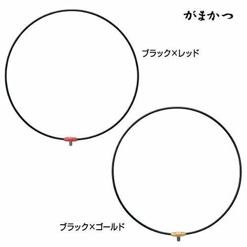 がまかつ タモ枠(ワンピース/ジェラルミン) GM-836 50cm ブラック×レッド