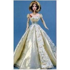 1996年版 Golden Anniversary Barbie バービーフィギュア人形 1/6