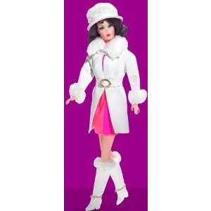 Red, White and Warm Collector Barbie(バービー) ドール 人形 フィギュア(並行輸入)