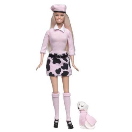Barbie(バービー) Spot Scene ドール 人形 フィギュア(並行輸入)
