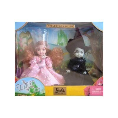 KELLY Doll as Glinda and the Wicked Witch of the West Giftset - Wizard