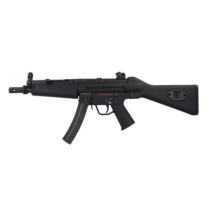 BOLT SWAT MP5A4 BRSS AEG (JP Ver./Real Marking)