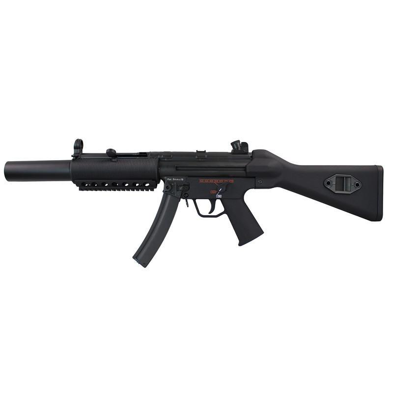 BOLT SWAT MP5SD5 BRSS AEG (JP Ver./Real Marking)
