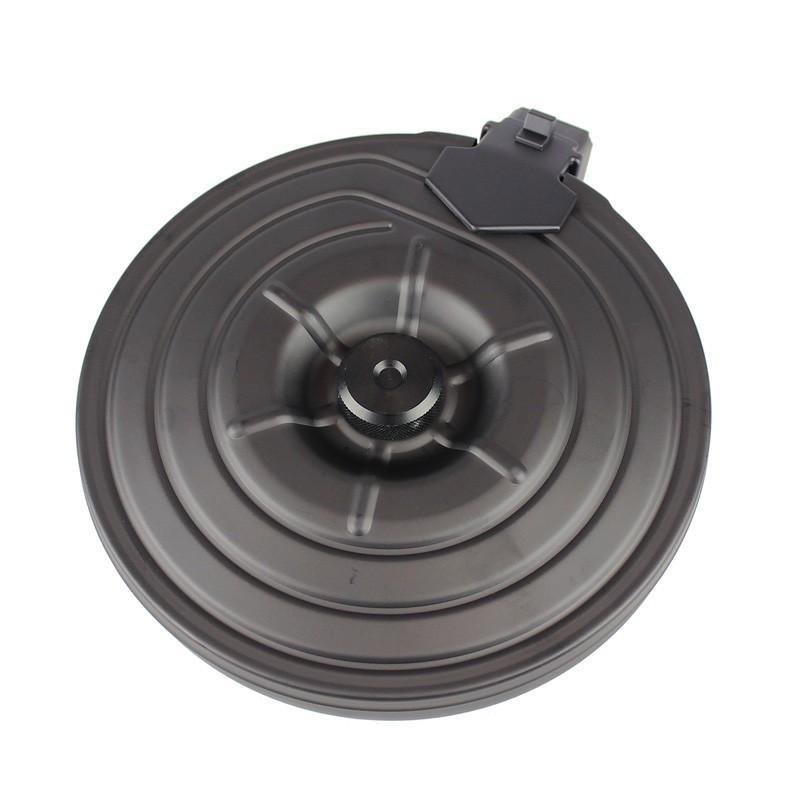 CYMA C38 AK用 電動ドラムマガジン 2500連 BK
