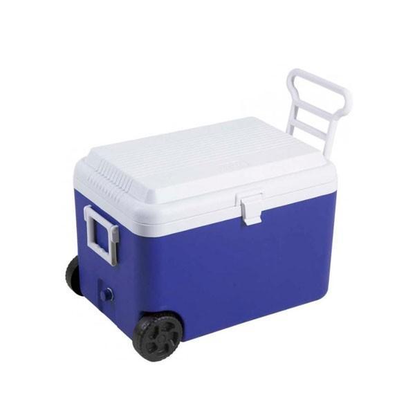 CAPTAIN STAG リガード ホイールクーラー60L(ブルー) M-5060    キャンセル返品不可 他の商品と同梱・同時購入不可