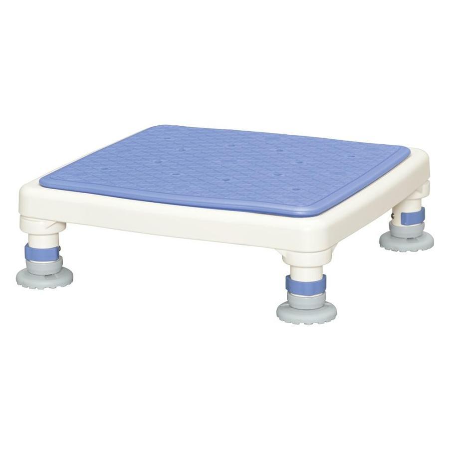 大量入荷 10-15    キャンセル返品 ジャストソフト アルミ製浴槽台 他の商品と同梱・同時購入 ブルー あしぴたシリーズ-介護用品