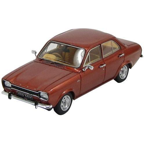 KESS/ケス フォード エスコート MKI 1100XL 4ドア 1973 メタリックブロンズ 1/43スケール KE43015011    キャンセル返品不可