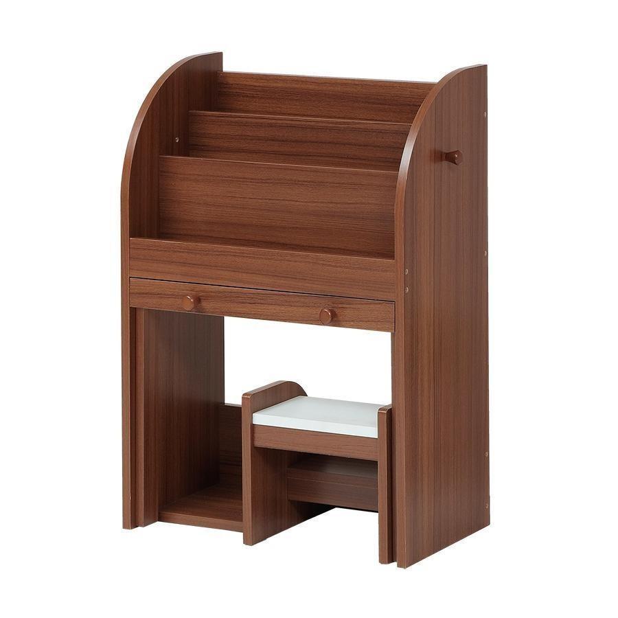 EHON rack&desk -dire- ブラウン ブラウン ILR-3189BR    キャンセル返品不可 他の商品と同梱・同時購入不可