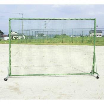 【即納!最大半額!】 固定式 防球フェンス(車付) B-736    キャンセル返品 他の商品と同梱・同時購入, 着物美人 6ac07742