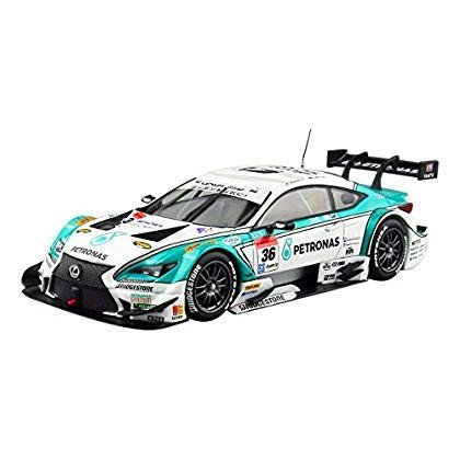 エブロ 1/43 PETRONAS TOMx27S RC F SUPER GT500 2014 No.36 完成品