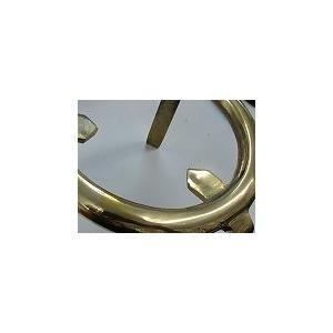 五徳6寸、真鋳、国内最上級品、いろり、ひばち、国産クヌギ400g付