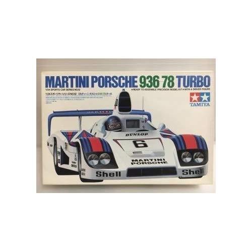 タミヤ 1/24 スポーツカーシリーズ ポルシェ 936-78 ITEM24012