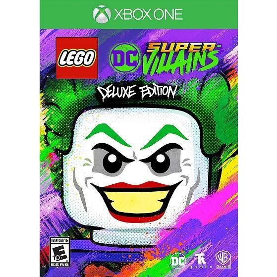 【在庫有り】LEGO DC Super-Villains Deluxe Edition - レゴ DC スーパーヴィランズ デラックス エディション (Xbox One 海外輸入北米版ゲームソフト)