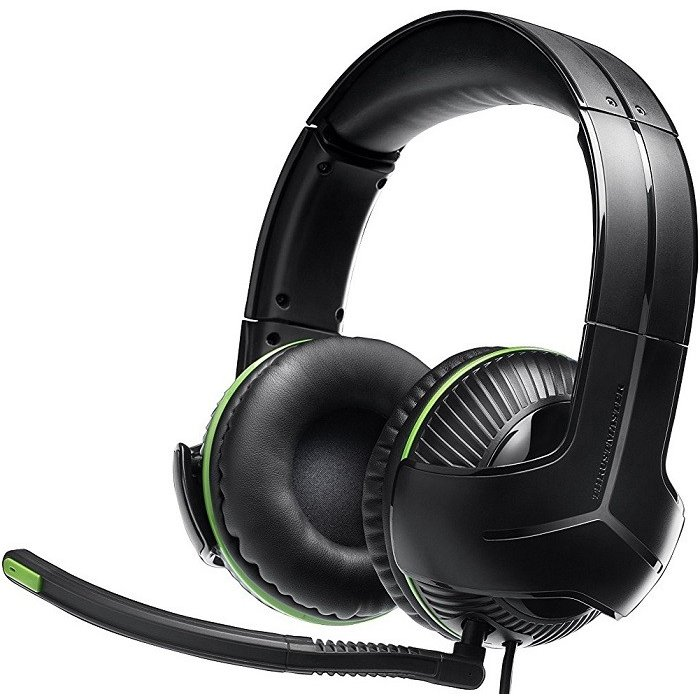 【取り寄せ】Thrustmaster Y-300X Gaming Headset - スラストマスター Y-300X ゲーミング ヘッドセット (Xbox One 海外輸入北米版周辺機器)