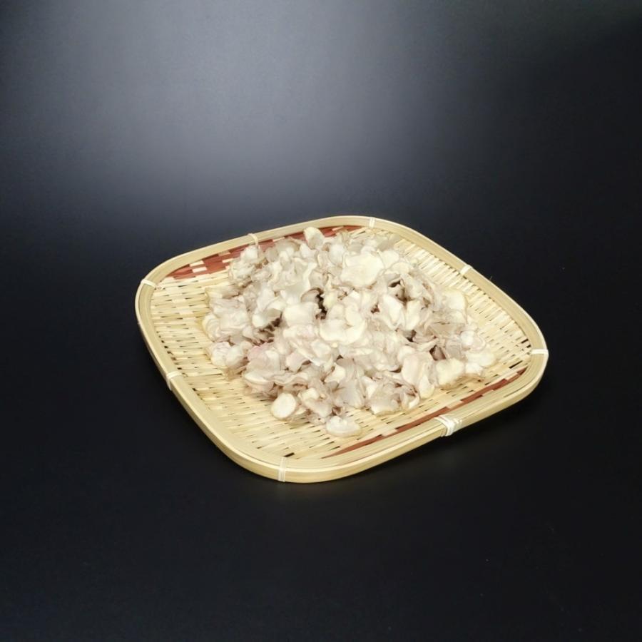 菊芋 国産無農薬 菊芋チップス  チャック付きパック100g入3袋 乾燥菊芋スライス 送料無料 農薬未使用 得トク2WEEKS|hey-com-bicchu|02