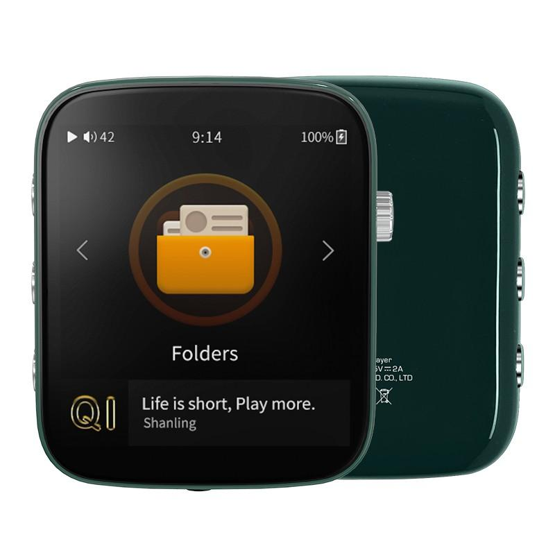 Shanling Q1 シャンリン オーディオ プレーヤー Bluetooth レシーバー 3.5mm LDAC aptX MP3 ミュージック 音楽 小型 レトロ デザイン ポケット サイズ【全4色】|heylisten|09