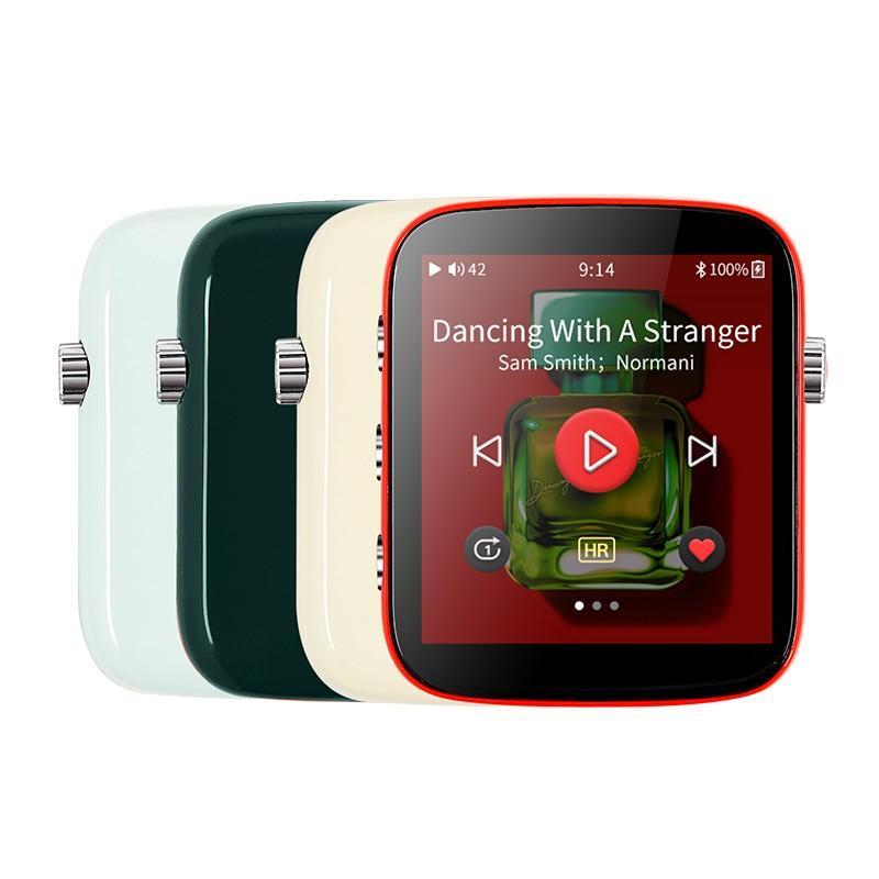 Shanling Q1 シャンリン オーディオ プレーヤー Bluetooth レシーバー 3.5mm LDAC aptX MP3 ミュージック 音楽 小型 レトロ デザイン ポケット サイズ【全4色】|heylisten|02