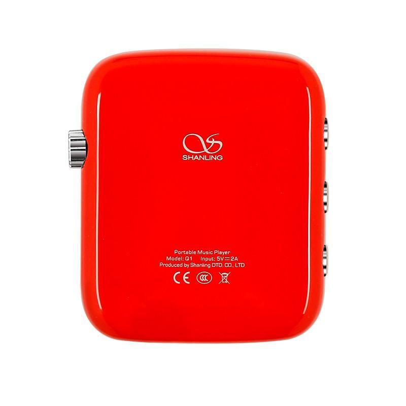 Shanling Q1 シャンリン オーディオ プレーヤー Bluetooth レシーバー 3.5mm LDAC aptX MP3 ミュージック 音楽 小型 レトロ デザイン ポケット サイズ【全4色】|heylisten|04