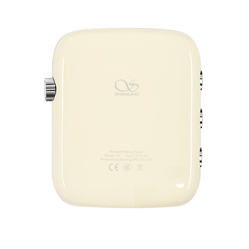 Shanling Q1 シャンリン オーディオ プレーヤー Bluetooth レシーバー 3.5mm LDAC aptX MP3 ミュージック 音楽 小型 レトロ デザイン ポケット サイズ【全4色】|heylisten|06