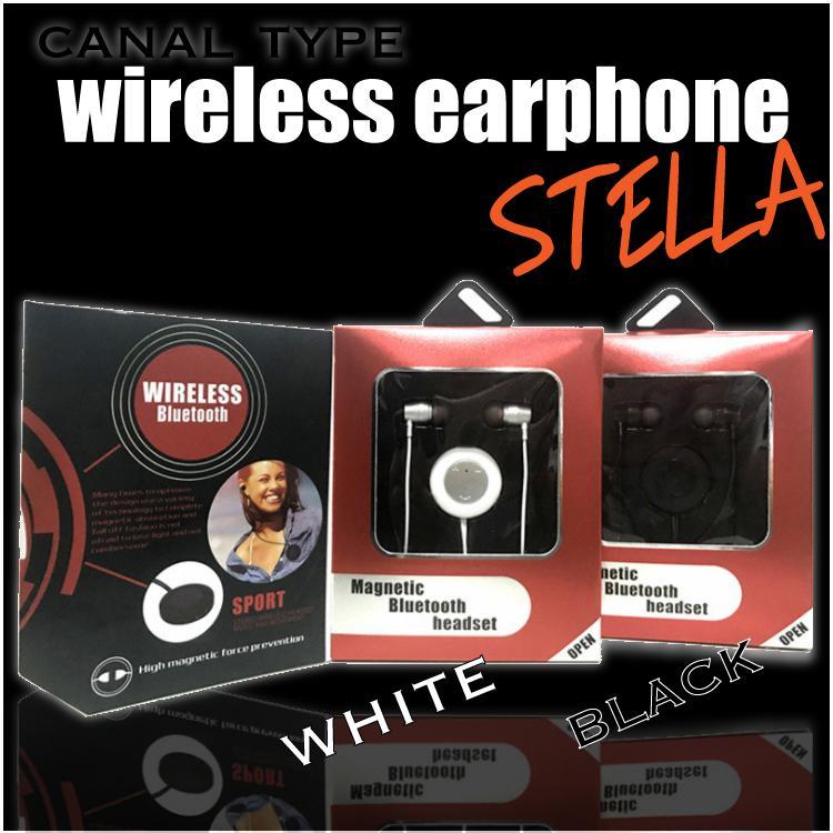 SALE ワイヤレス イヤホン STELLA Bluetooth  ヘッドセット USB スマホ ハンズフリー ギフト hfs0502