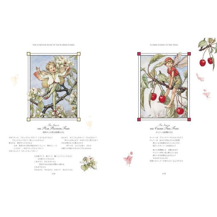 フラワーフェアリーズ 〜花の妖精たち 愛蔵版〜  妖精 ボタニカル イギリス  hgpkaruizawa 05