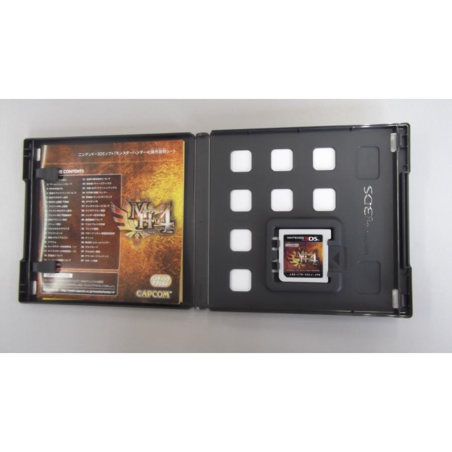 3DS モンスターハンター 4 中古|hhshop|02