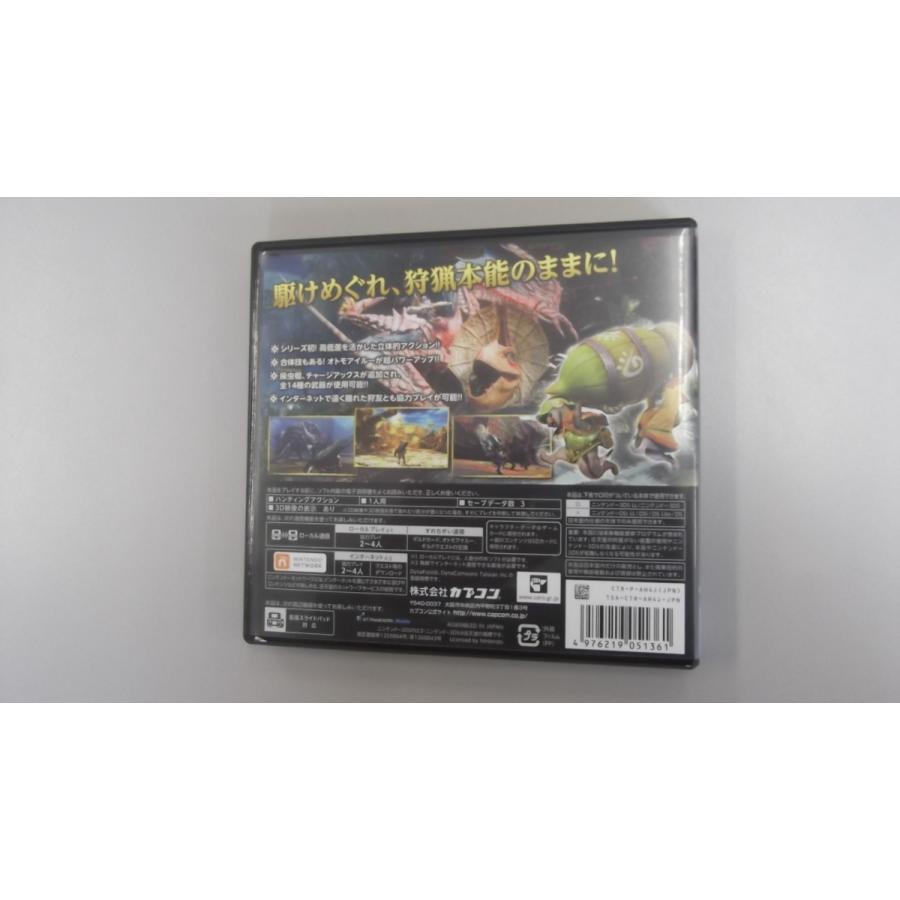 3DS モンスターハンター 4 中古|hhshop|03
