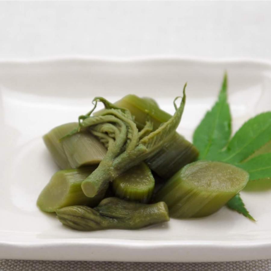 山菜 山うど醤油漬 100g ご飯のお供 国産 hida-yama-sachi 03