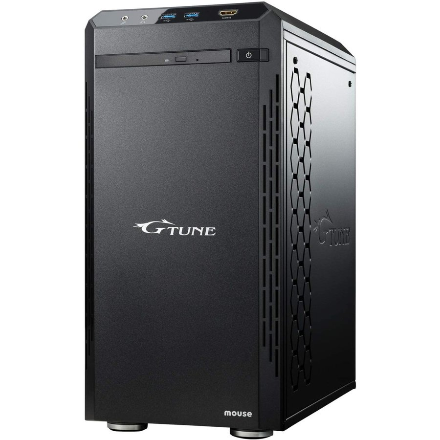 mouse ゲーミング デスクトップパソコン G-Tune NM-M7X11SHD7PZI/Ryzen 7 3700X/RX5700/16GB/256