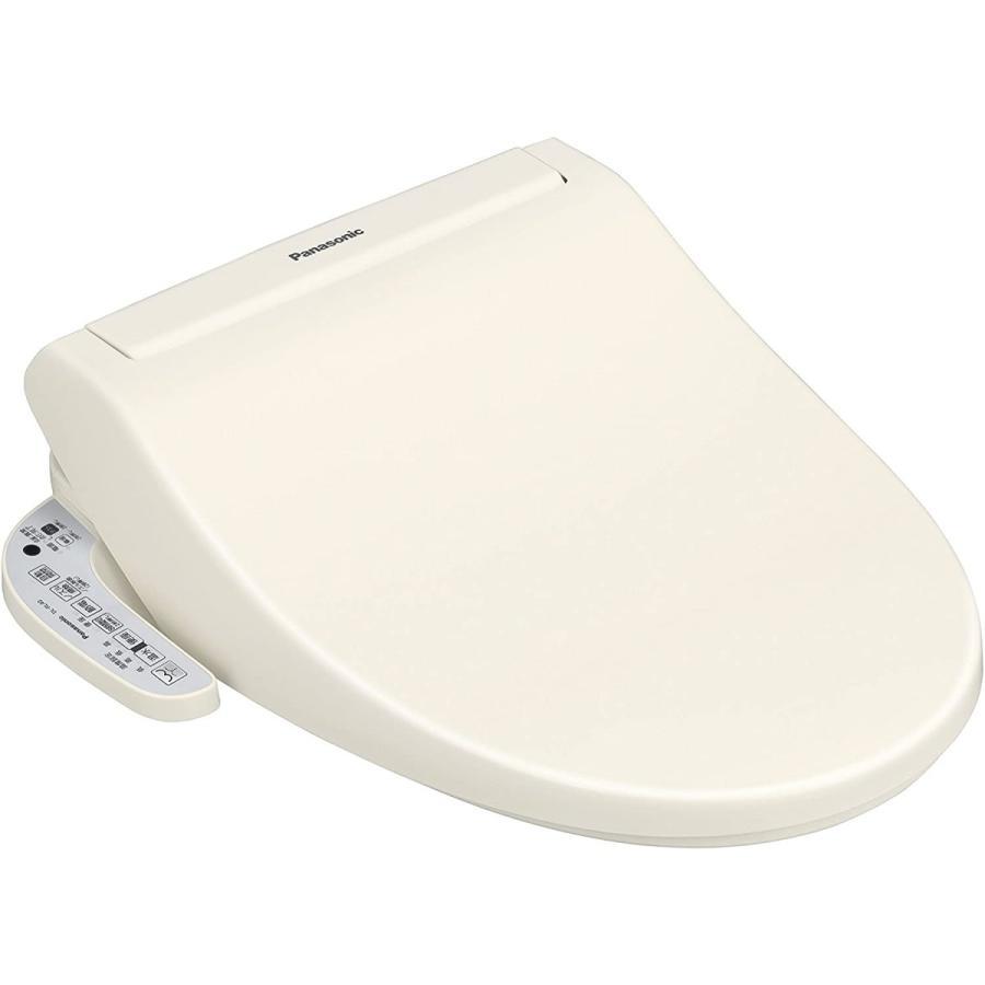 パナソニック 温水洗浄便座 ビューティ·トワレ 瞬間式 パステルアイボリー DL-RL40-CP