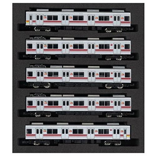 グリーンマックス Nゲージ 4509 東急9000系2次車 9007編成 大井町線5両編成セット (動力付き)