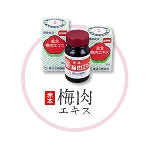 〈築田〉赤本梅肉エキス 40g|higashida