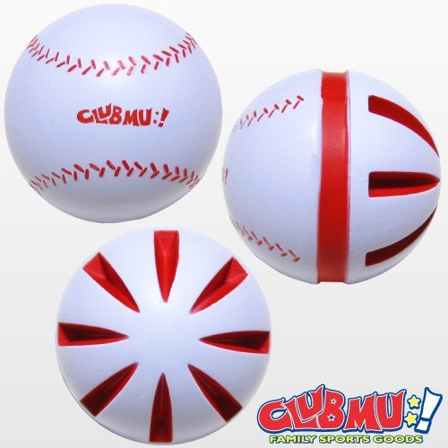 超安い 入手困難 CLUB MU: クラブムー 変化球ボール1個