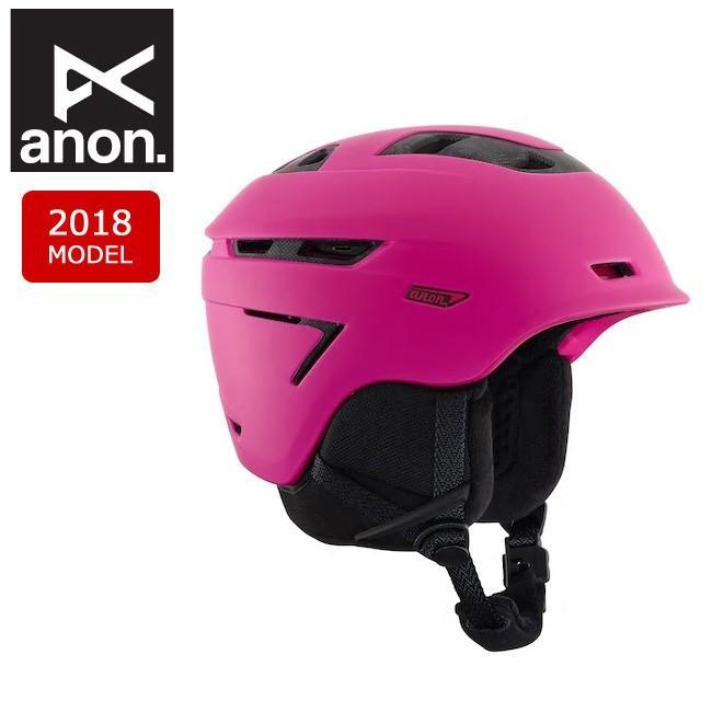anon アノン OMEGA MIPS ピンク 【日本正規品/レディース/ヘルメット/2018年モデル】