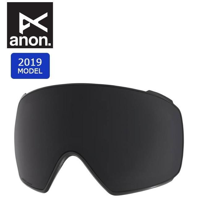 2019 anon アノン M4 TORIC SONAR LENS SONAR SMOKE 20450100033 【スペアレンズ/ゴーグル/日本正規品/メンズ】
