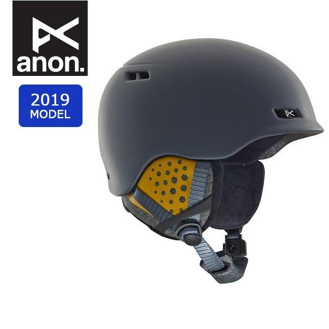 2019 anon アノン RODAN GRAY 13362104060 【ヘルメット/日本正規品/メンズ】