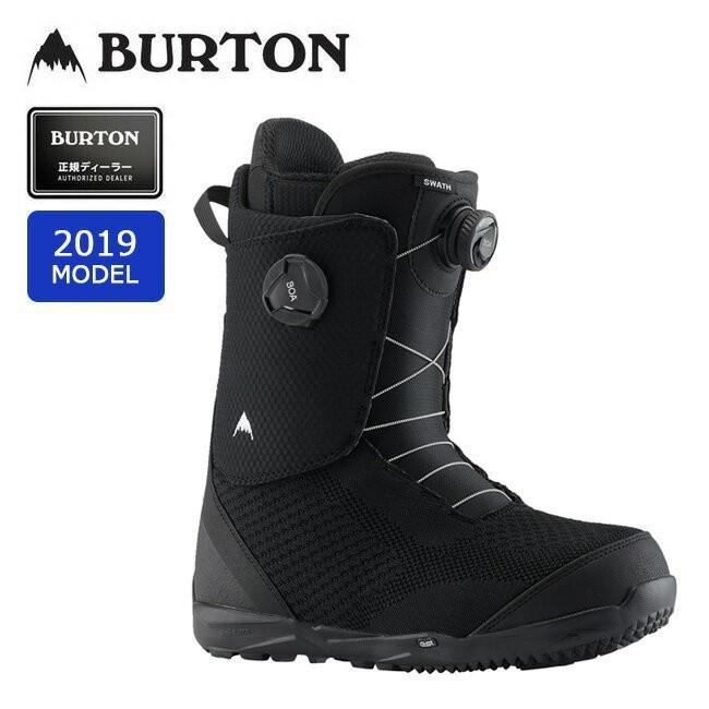 2019 BURTON バートン SWATH BOA 203181 【ブーツ/スノーボード/日本正規品/メンズ】