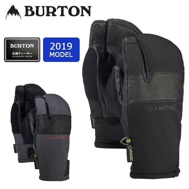 2019 BURTON バートン M AK GORE CLUTCH MT 170961 【 ミトン/スノーボード/日本正規品/メンズ/GORE-TEX】