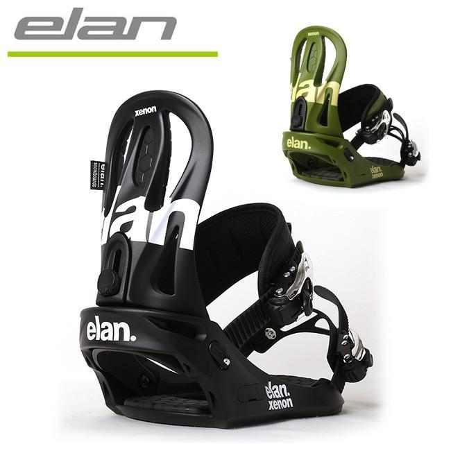 2019 ELAN エラン XENON 【2019/ビンディング/スノーボード/スノー/日本正規品】
