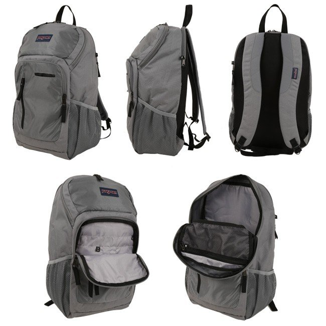 wide selection of designs search for latest look for ジャンスポーツ jansport IMPULSE(インパルス) Shady Grey ...