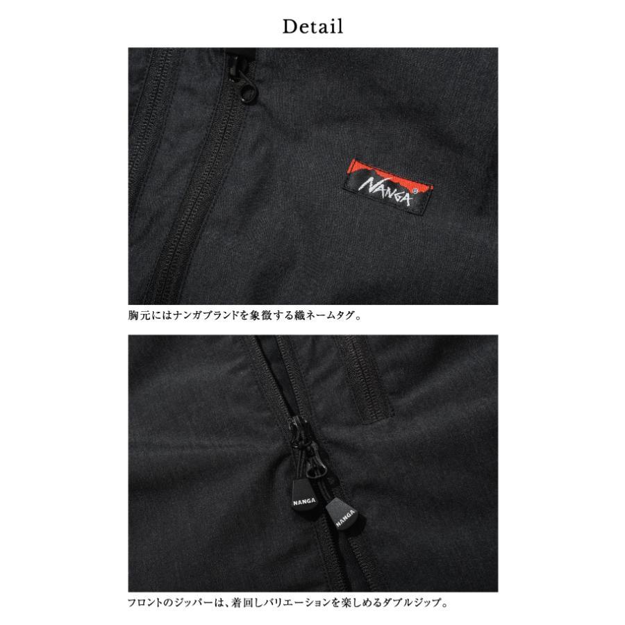 NANGA ナンガ 別注モデル 焚火 ダウンジャケット TAKIBI DOWN JACKET 【服】 highball 09