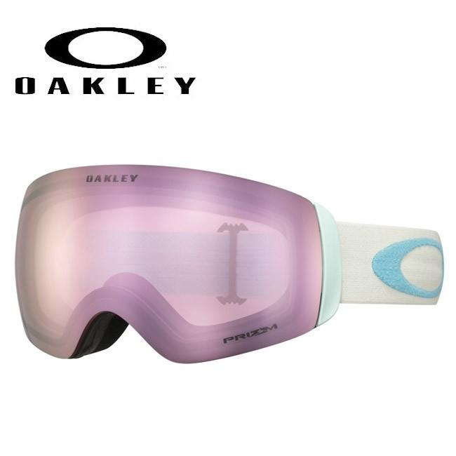 2020 OAKLEY オークリー Flight Deck XM グレー Sapphire Prizm HI ピンク Iridium oo7064 【日本正規品/スノー】