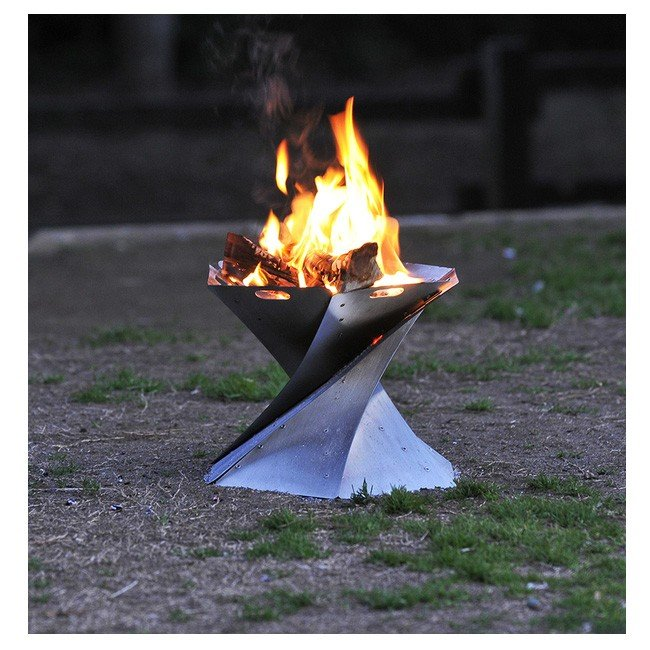Onway オンウエー 聖火焚火台 OW-3833 【BBQ】【GLIL】 焚火台 折り畳み収納 グリル BBQ アウトドア キャンプ highball 02