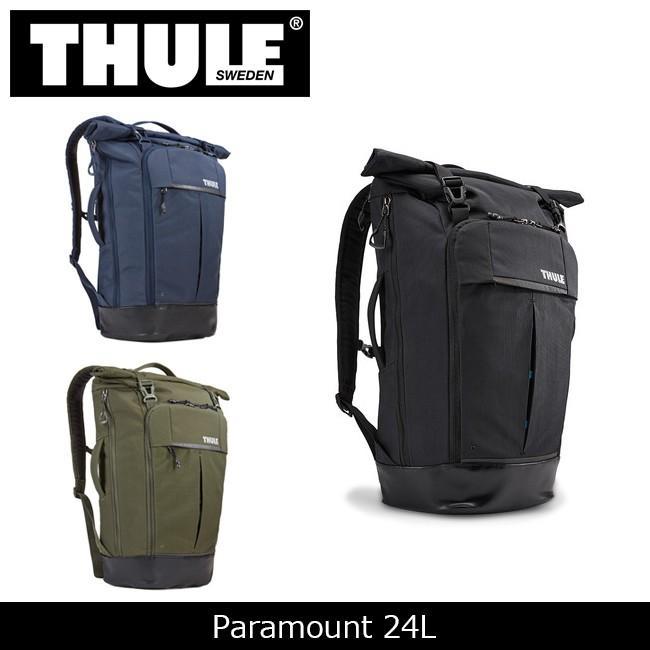 3a095d5f6f08 商品情報. Thule スーリ Paramount 24L TRDP-115 【カバン】 バックパック ノートパソコン用 ...