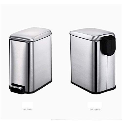 ゴミ箱には、家屋内の環境ゴミ箱ステンレス製のゴミ箱を Pedal-Type