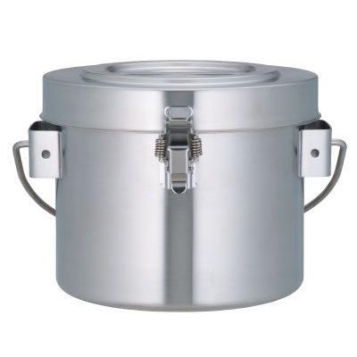 サーモス 高性能保温食缶 シャトルドラム 4L パッキン付 品番:GBC-04P